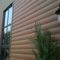 Europe standard high quality exterior wall panel