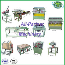High capacity bamboo toothpick producing machines