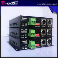 multi channel DMX dimmer LED light control system