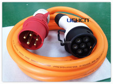 UCHEN IEC 62196-2 EVSE charging connector