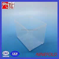 hard plastic injection molded case polycarbonate plastic case plastic waterproof case