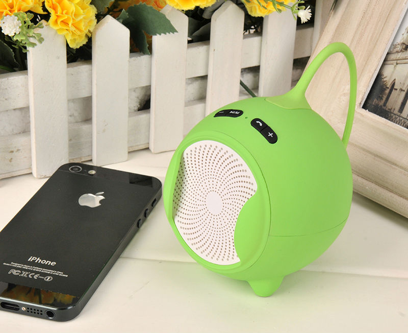 shenzhen Promotion gift New products / mini Portable bluetooth Speaker / Wireless vatop bluetooth Speaker with FM radio 2014