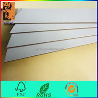 face White Clay Coated Carton Box Duplex Board Grey Back for Packing