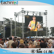 HD TV Music Concert Production Studio P5.95 Rental Equipment LED Display cabinets low prices