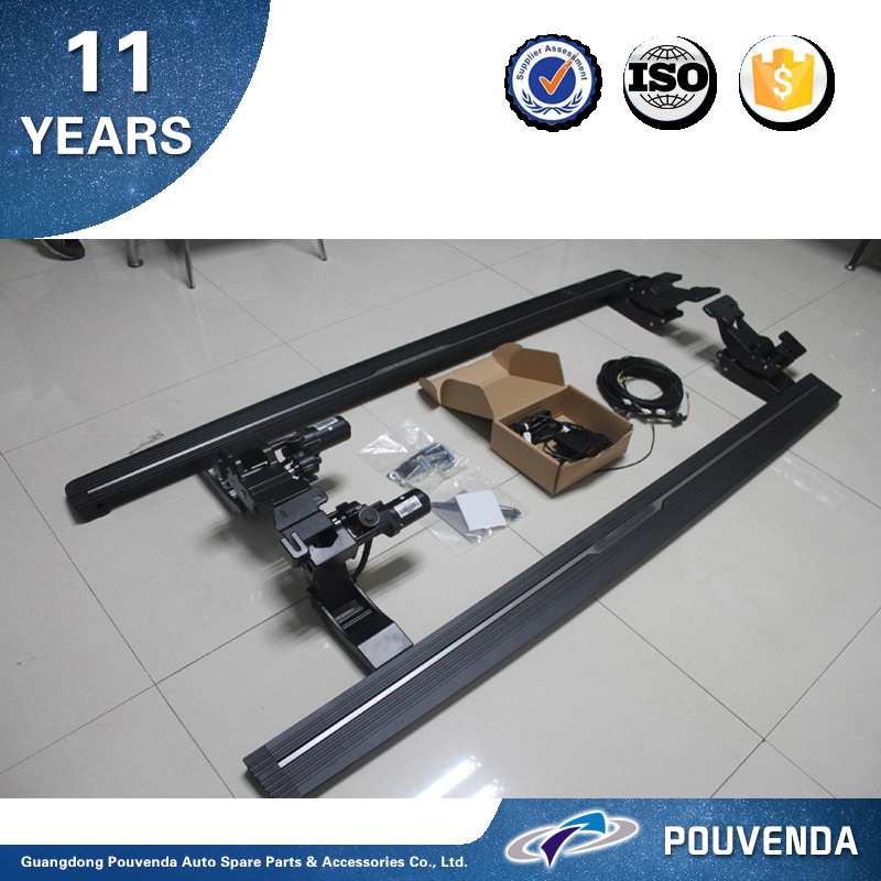Electric pedal Running board for Porsche Cayenne 2011+ side step for Porsche Cayenne 2011+ accessories
