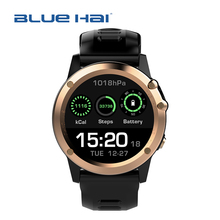 New 3G GPS Android Smart Watch Mobile Phone Wifi Smart Waterproof IP68 Watch Phone with Heart Rate Monitor