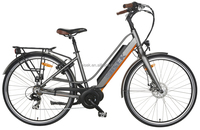 36V 350W Max drive pedelec electric bike for women