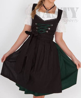 Custom Cotton/Polyester Women Dirndl Dress (Trachten Garments)