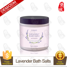 Wholesale Lavender Bath Salt Free Sample