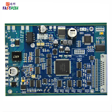 GPS tracker power control board and pcb assembly