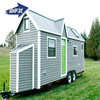 Light Steel Small Mobile Homes With Mobile Home Wall Paneling
