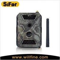 scout trail camera 12MP 720P with 940nm invisible IR support SMTP GPRS GSM MMS time lapse