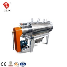 Stainless steel airflow centrifugal screen/ sifter machine equipment for cheese