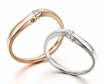 beautiful couple ring
