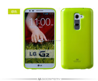Mercury Goospery Jelly Tpu Case Cover For Lg Optimus G Pro Lite