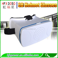Particular Different Types Helmet 1080p hd Glasses 3d converter with polarized