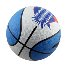 Custom made rubber customized logo heavy basketball printed best-selling size portable outdoor