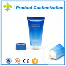 China factory flexible Cosmetic Packaging soft plastic tube for facial cream