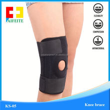 100% Latex Free 7mm Neoprene Knee Sleeve