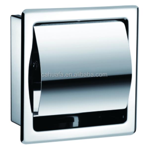 einbau wand aus edelstahl toilettenpapierhalter papierhalter produkt id 640261163 german. Black Bedroom Furniture Sets. Home Design Ideas