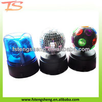 3'' mini disco ball -disco party light set
