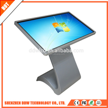 47 inch floor standing touch screen machine led advertising from DDW