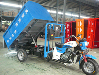 trade assurance 2016 cheapest sanitation three wheel trucks tricycle