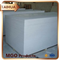 Cheap Prefab Homes Recycles Materials Mgo Sheet/ Glass Magnesia Panels Supplier