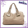Dedicate Handle Travel 100% Genuine Leather Handbags High Quality for Ladies