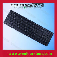 NEW Notebook Keyboard For HP G6-2000 BLACK Without Frame US layout AER36U02210 2B-04801Q121