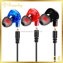 Beauchy Innovative products luxury design headphone earphone sport earphone mobile accessories