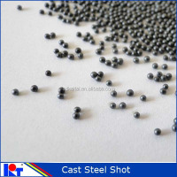 Shandong Kaitai Cast Steel Shots S390 for Rust Removal surface-treatment