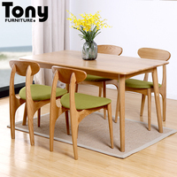 classic dining room furniture white oak dining table