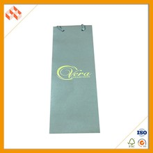 Leading manufacturer gfit packaging paper wine bags