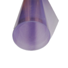 Hot sales transparent clear pvc film in roll