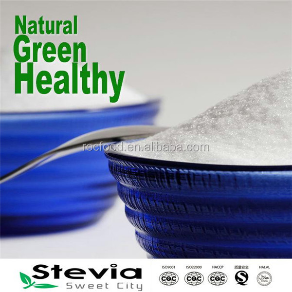 Organic and GMP Certified high quality stevioside powder