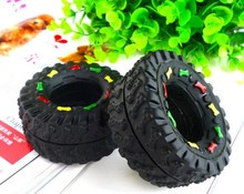Kids Screaming Toys Hobbies Classic Baby Tyre Treads Tough Toys Noise Maker Squeaky Toys