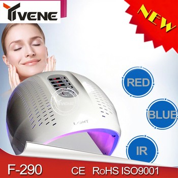 korean beauty equipment Facial Beauty photon led therapy