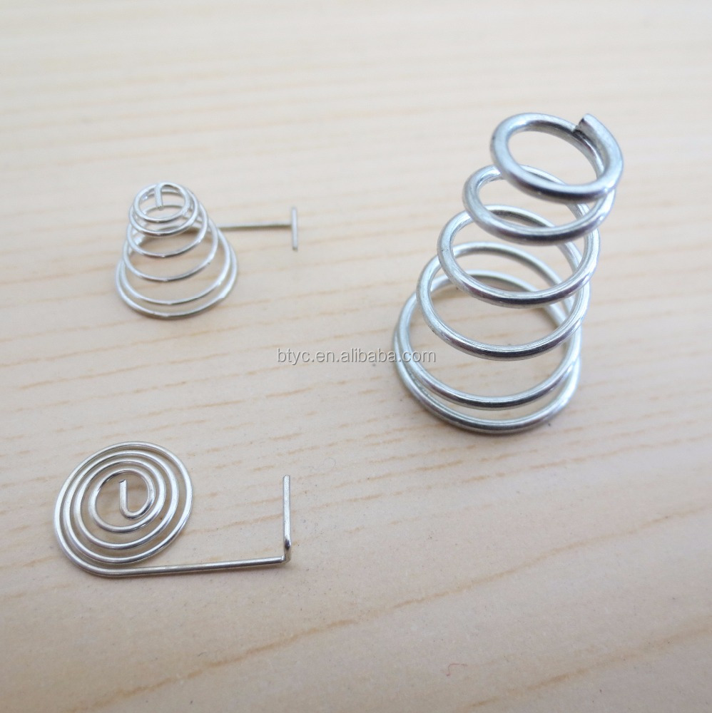 Stainless Steel Button Spring For Board