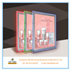 RGB flash colorful LED lights frame for Business center