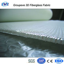 Three-Dimensional Woven Parabeam 3D Fiberglass Fabrics for Double Wall Tank Underground