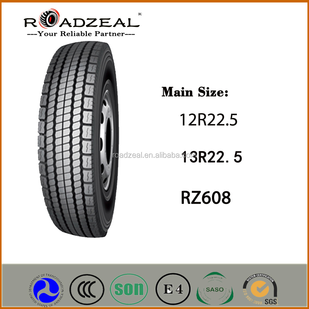 LOWER PRICE CHINA BRAND RADIAL TRUCK TIRE 13R22.5 11R22.5 1200R20 WIHT GOOD QUALITY TBR