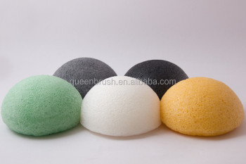 Natural Japan facial free pore konjac sponge