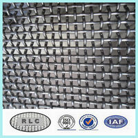 plain weave/twill weave stainless steel wire mesh / 304 stainless steel wire mesh