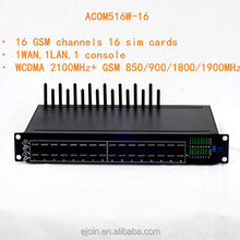 3G CDMA Gateway gsm voip goip gateway sip trunk to asterisk ip pbx