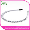 women hair accessories wholesale china simple beautiful metal hair band