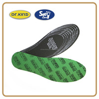 Soft walking water shoe antistatic insole for shoe