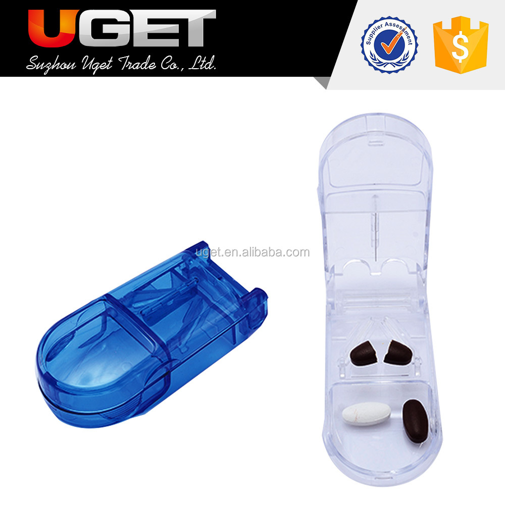 Factory Direct Supply mini multifunction waterproof plastic pill cutter