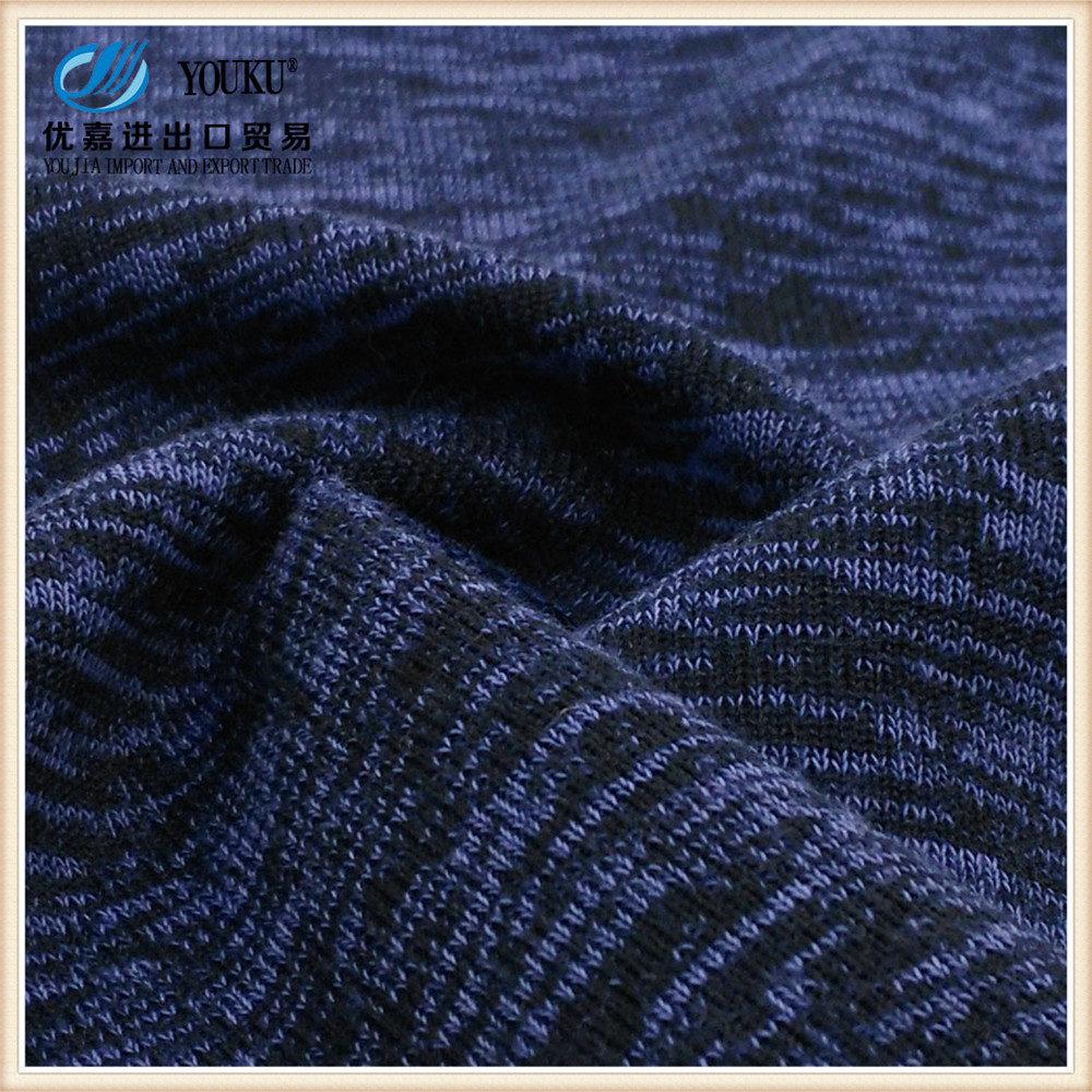high quality polyester spandex yarn dyed fabric wholesale for Sport Clothes/Yoga Clothing/Athletic Wear