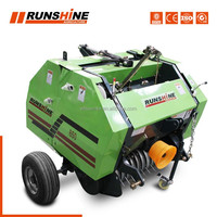 OEM factory CE approved Rxyk0850 mini round baler/mini hay baler/mini round hay baler for sale